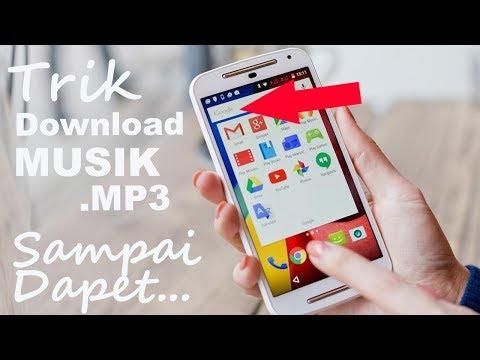 Tips Trik Download MUSIK/LAGU Sampai Dapet...