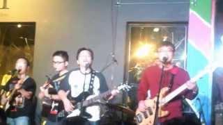 Box Beat Band - All my loving va I'll follow the sun (the Beatles cover) - 2013