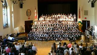 This is Me at the Junior School Closing Ceremony 2018
