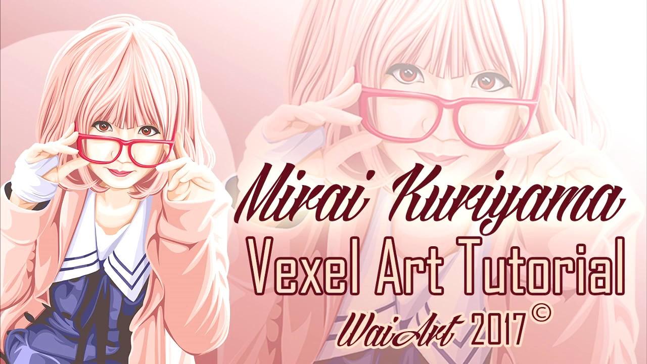 Vexel x vector tutorial speed art using photoshop cs6 mirai vexel x vector tutorial speed art using photoshop cs6 mirai kuriyama cosplay baditri Gallery
