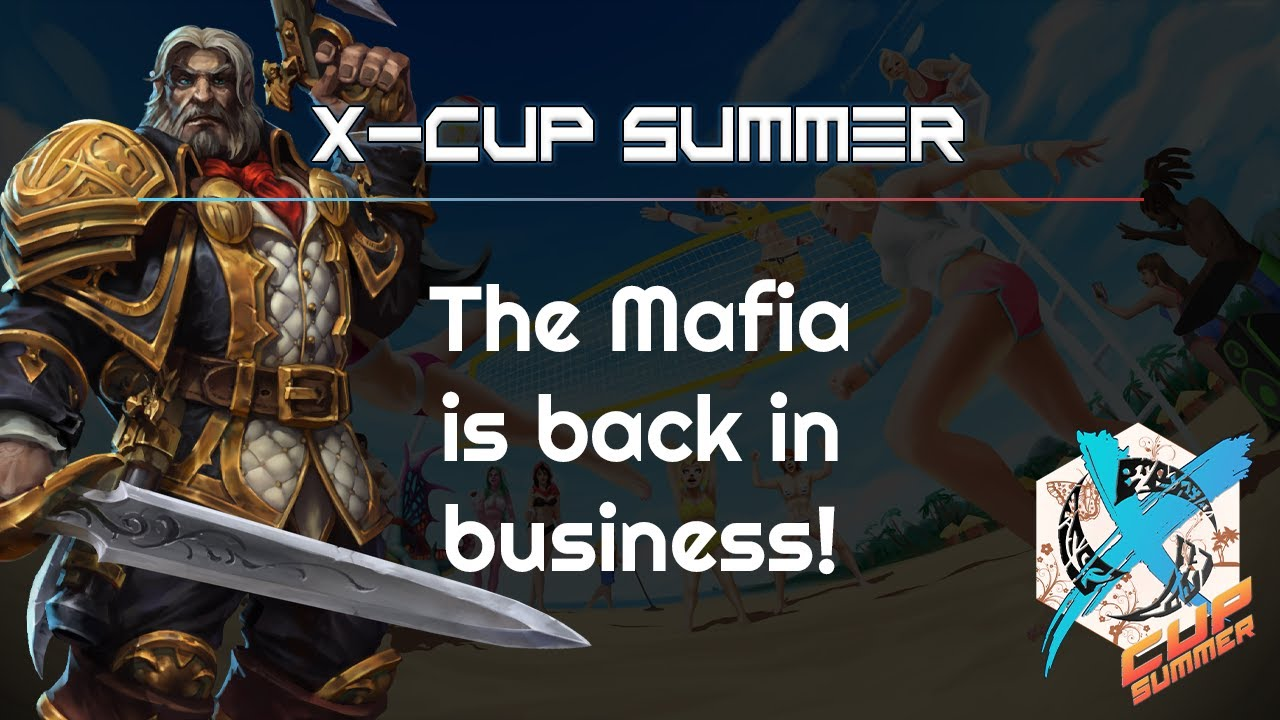 The Mafia is back in business - Heroes of the Storm Tournament