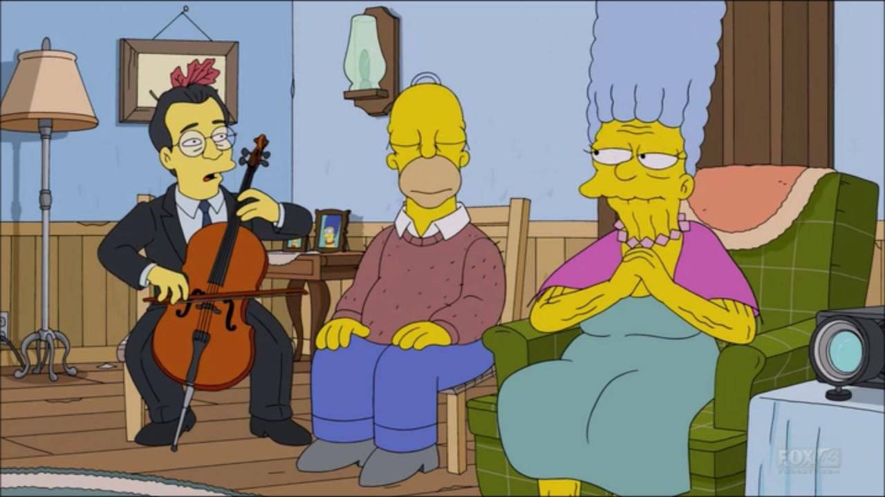 Die Simpsons Staffel 27 Deutsch