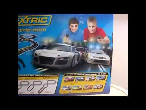 Scalextric Set Review: Crime Patrol