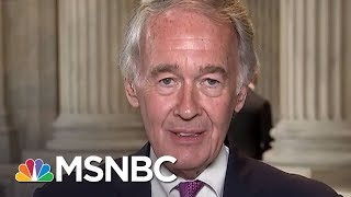Ed Markey: Donald Trump 'Can't Stop' Demeaning The Presidency | For The Record | MSNBC