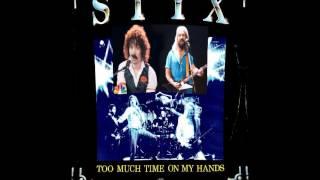 Styx vs Jimmy Fallon ft Paul Rudd -  Too much time on my (hands Bastard Batucada Capa Mashup)