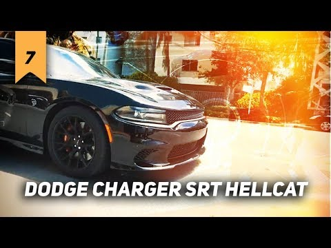 DODGE CHARGER SRT HELLCAT ДЛЯ РАБОТЫ В УБЕР
