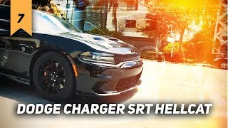 DODGE CHARGER SRT HELLCAT ДЛЯ РАБОТЫ В УБЕР(, 2017-08-28T13:30:45.000Z)