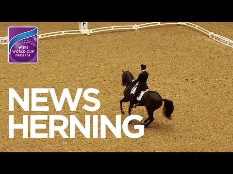 Werth, Kittel and Dufour make the top 3 in Herning | FEI World Cup™ Dressage