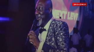 Senator Dino Melaye Performs His Hit Song At AY Live 2019