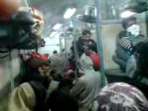 Real cattle class (journey in Genral compartment in Indian Railway)
