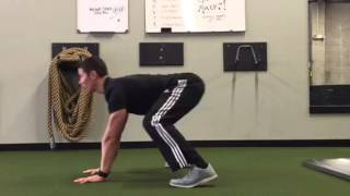 Rocking to Strengthen the Posterior Chain