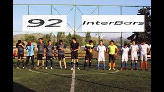 1992 vs InterBars Первый раунд Лига с Кызыл Суу по мини футболу Лучшие моменты