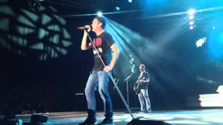 "3 Doors Down ""Goodbyes"" Kassel Rothenbach-Halle live"