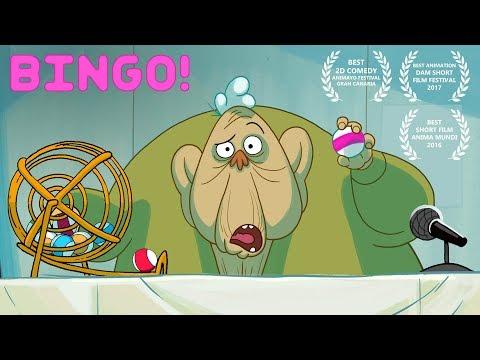 BINGO! - hilarious award winning animated comedy