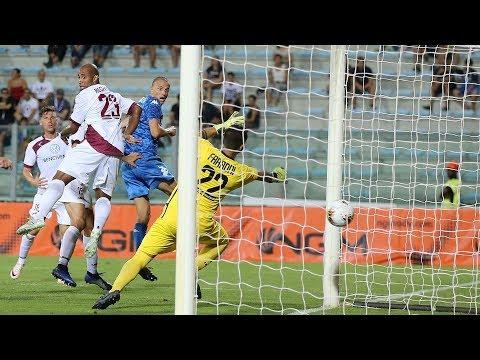 Gli highlights di Empoli-Reggina 2-1 (Coppa Italia)