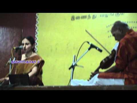 Enna Thavam Seithanai || Sri Ranjani || Sudha Ragunathan