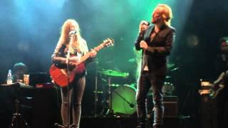 Melissa Horn & Lars Winnerbäck - Som jag hade dig förut (live @ Gröna Lund, Stockholm 29.08.2014)