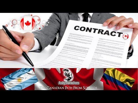 Como Obtener Una Oferta Laboral para Migrar a Canada, Atlantic Pilot