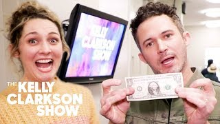 Justin Willman Wows Staffers With Up-Close Magic Tricks | Digital Exclusive
