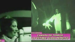"""La cocina del show - ESTRENO: Juana Repetto, víctima de la """"Cámara de terror"""""""