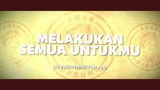 Anak Badung ft. Asep Regi & Popoci - Keren (Official Lyric Video)