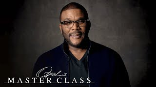 Media mogul Tyler Perry opens up about his role as a father and how...