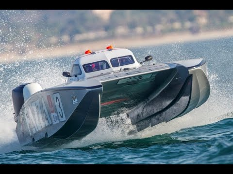2014 UIM XCAT World Series, Season Finale (Round 5) - Highlights - Dubai, U.A.E.
