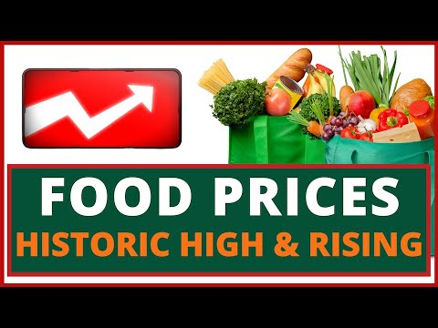 How SNAP Extended Benefits (Food Stamps) Can Help With Historically High Food Prices?