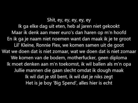 Lil Kleine Kleine Jongen Lyrics Album Alleen Youtube