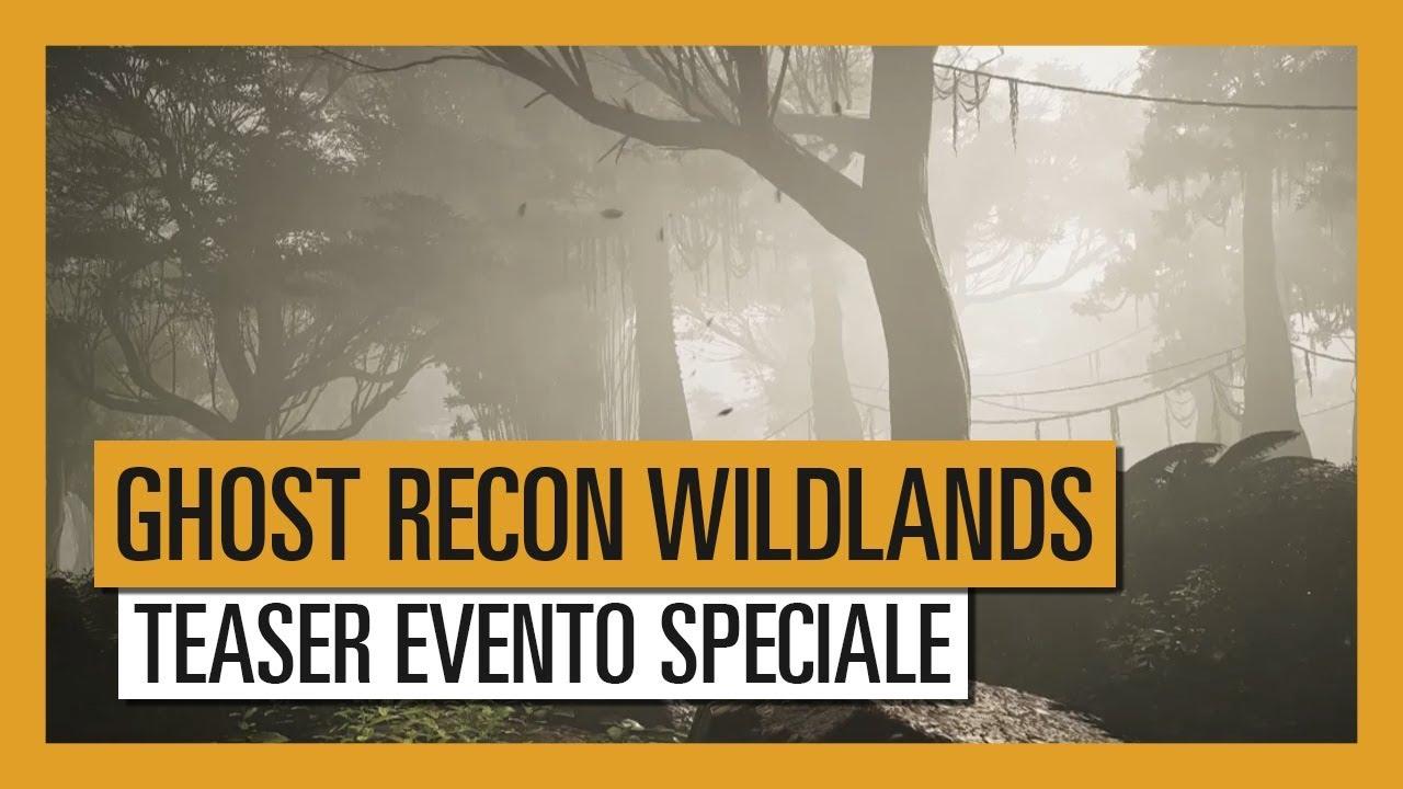 GHOST RECON WILDLANDS: La caccia - Teaser Evento Speciale
