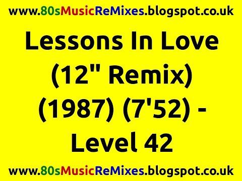 "Lessons In Love (12"" Remix) - Level 42 | Shep Pettibone | 80s Club Mixes | 80s Club Music | 80s Pop"