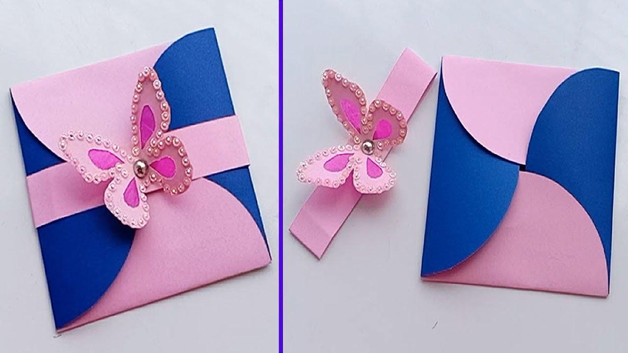 DIY Teacher's Day card/ Handmade Teachers day card making ...