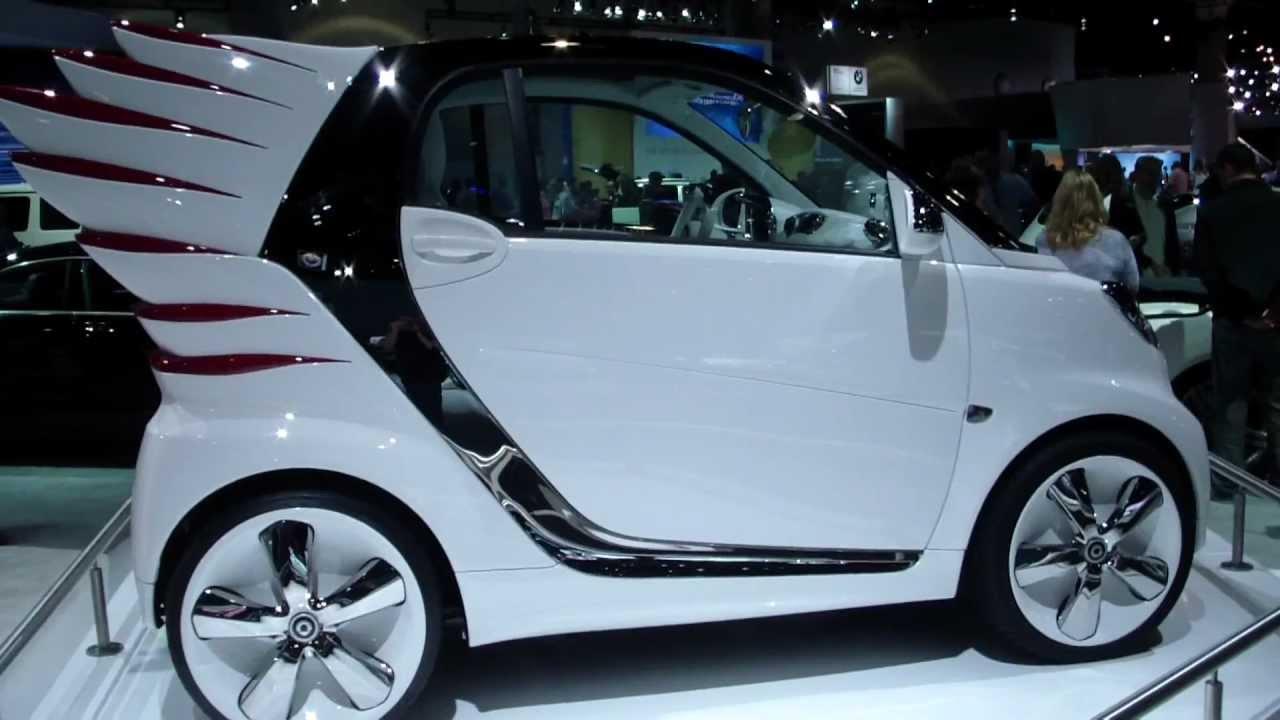 Custom Smart Car >> Custom Smart Car