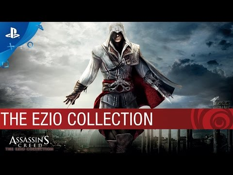 Assassin's Creed: The Ezio Collection - Launch Trailer | PS4