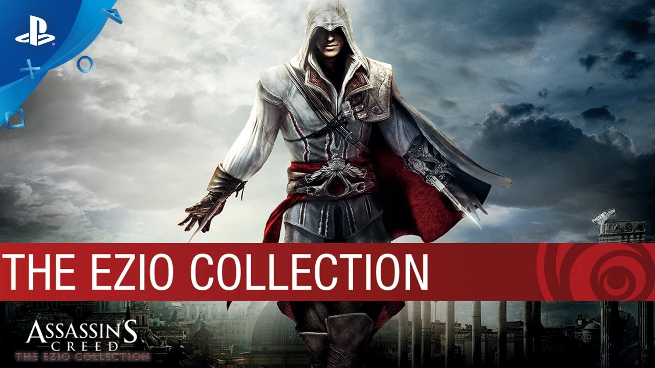 Assassin S Creed The Ezio Collection Launch Trailer Ps4 Youtube