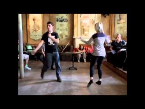 Northern Soul Dancing from