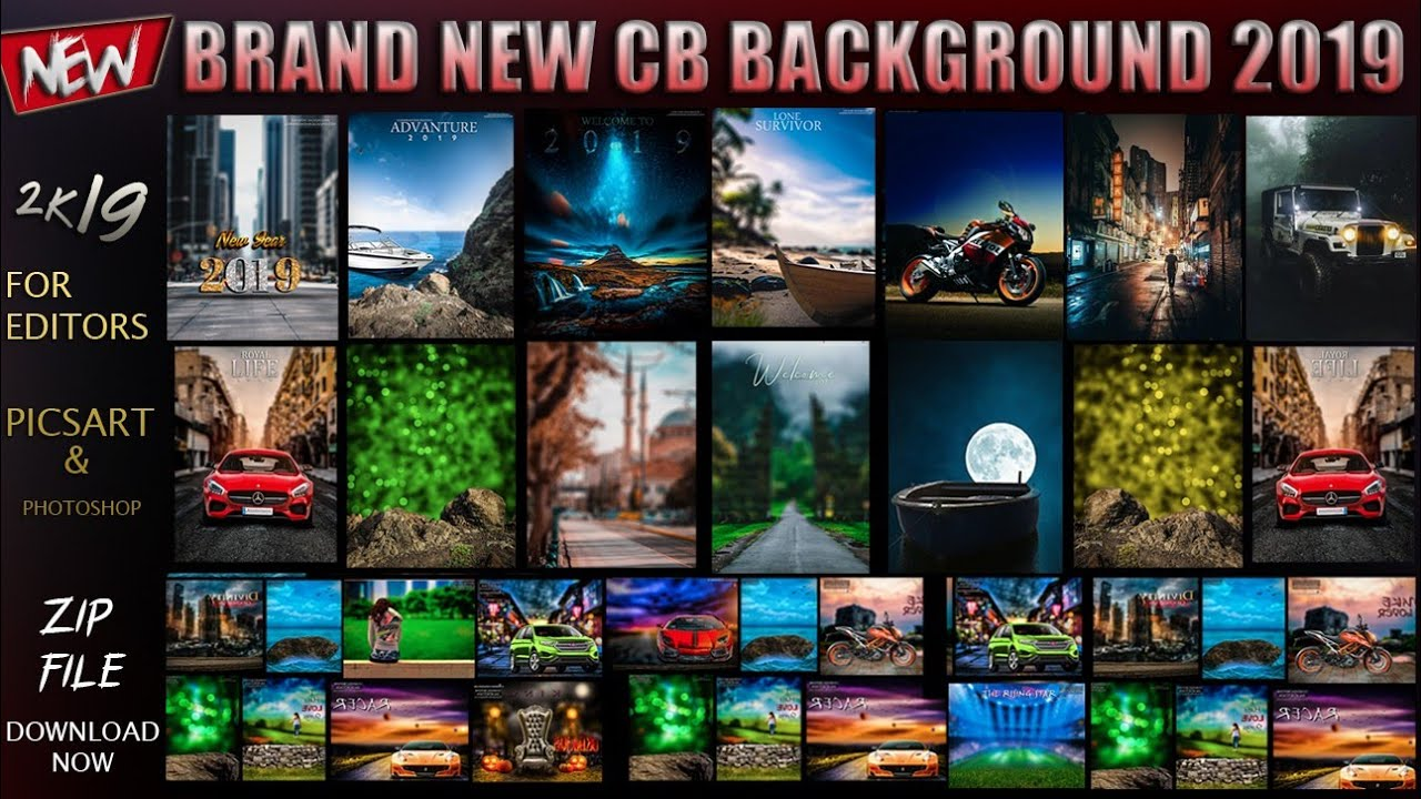 2019 Latest CB background Download, New 2019 CB background zip file