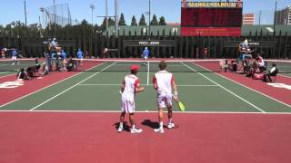 04 17 2016 McDonald/Redlicki (UCLA) Vs Crystal/Verboven (USC) #1 men