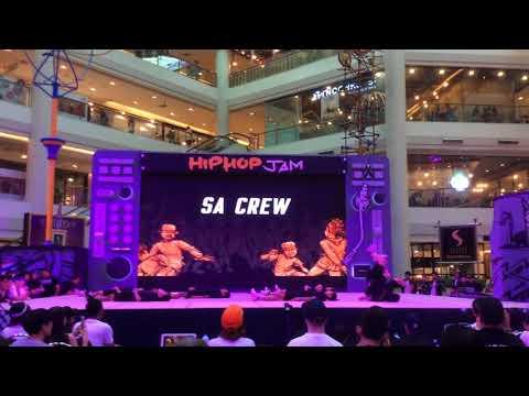 Boty  Thailand 2017 | HipHop Jam | SaCrew