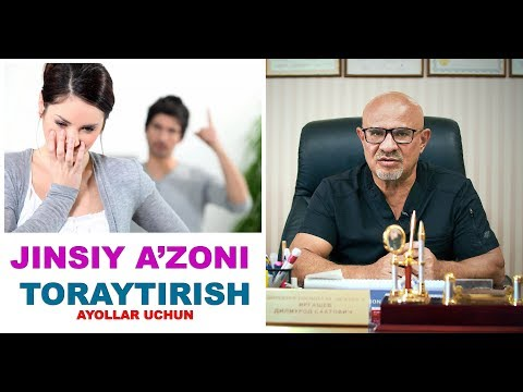 #126 DOKTOR D: AYOLLAR JINSIY A'ZOSINI TORAYTIRISH