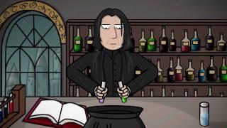 Harry Potter Cartoon - The Best Prank Ever