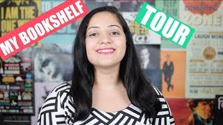 My Bookshelf Tour Delhi Edition
