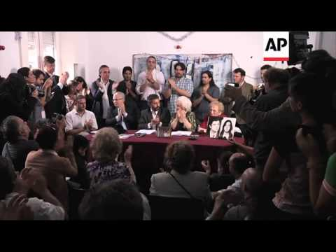 Event to reunite a 'disappeared' child from the dictatorship with her family