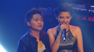 KZ TANDINGAN & CHARICE - Crazy In Love (Live in Music Museum!)