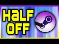 HALF PRICE DISCOUNTED GAMES - STEAM, ORIGIN, UPLAY, XBOX ONE, PS4, DEALS!!!!