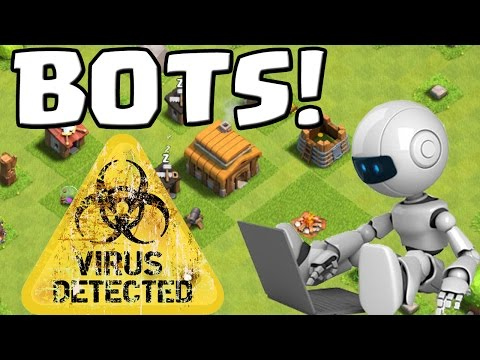 BOTS! - Vorsicht! || CLASH OF CLANS || Let's Play CoC [Deutsch/German HD+]