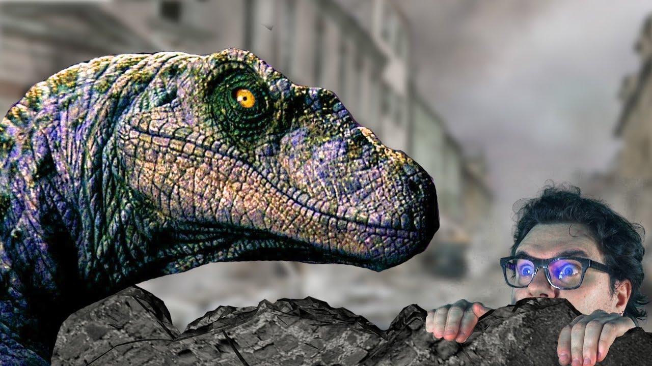 Et Si Les Dinosaures N U2019avaient Pas Disparu    En 360s
