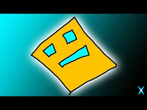 If I Lose, The Video Ends - Geometry Dash (Scratch)