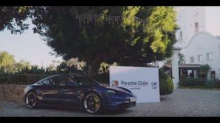 Porsche Club Presidents test the Taycan