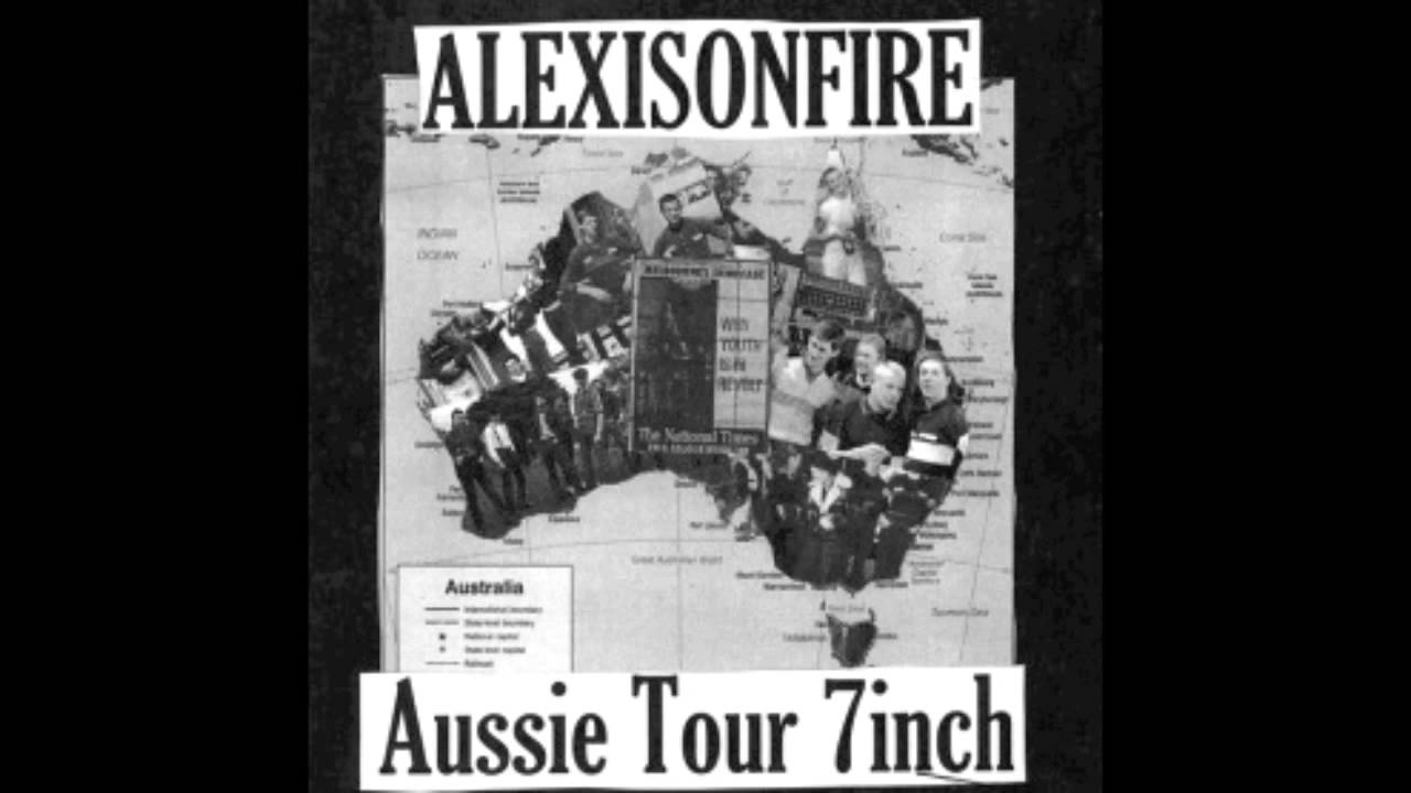 Alexisonfire I M Stranded The Saints Cover Youtube